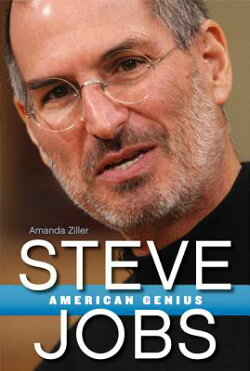 STEVE JOBS:AMERICAN GENIUS(B)【バーゲンブック】
