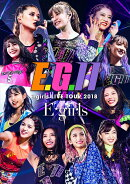 E-girls LIVE TOUR 2018 〜E.G. 11〜(初回生産限定)【Blu-ray】