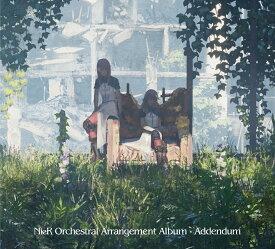 NieR Orchestral Arrangement Album - Addendum [ (ゲーム・ミュージック) ]