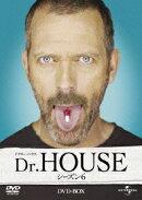 Dr.HOUSE シーズン6 DVD-BOX