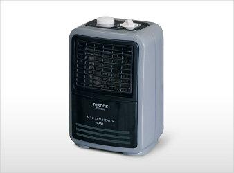 TEKNOS ミニファンヒーター (温調付) TSO-602