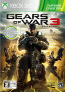 Gears of War 3 Xbox 360 プラチナコレクション