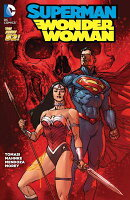 Superman/Wonder Woman Vol. 3: Casualties of War (the New 52)