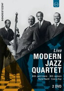 【輸入盤】Jazz Legends: Modern Jazz Quartet (2DVD)