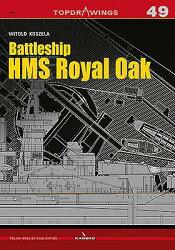 Battleship HMS Royal Oak