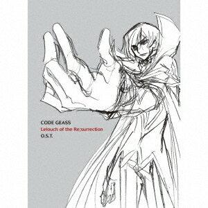 コードギアス 復活のルルーシュ オリジナルサウンドトラック (初回限定盤) [ 中川幸太郎 ]