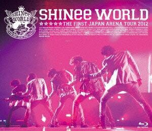 "SHINee THE FIRST JAPAN ARENA TOUR ""SHINee WORLD 2012""【Blu-ray】 [ SHINee ]"