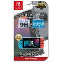 SCREEN GUARD for Nintendo Switch 9H高硬度+ブルーライトカットタイプ