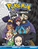 Pokemon Black and White, Volume 17