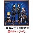 【先着特典】prayer[s]【Blu-ray付生産限定盤】 (特製A3クリアポスター) [ 燐舞曲 ]