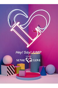 Hey!Say!JUMPLIVETOURSENSEorLOVE(初回限定盤DVD)[Hey!Say!JUMP]