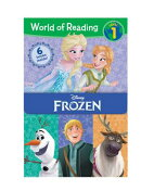 World of Reading: Disney Frozen Set