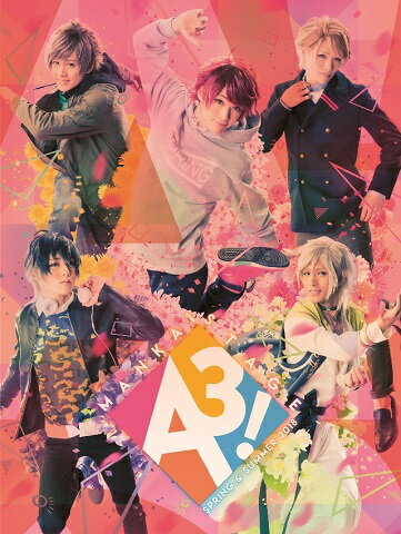 MANKAI STAGE『A3!』〜SPRING & SUMMER 2018〜(初演特別限定盤)【Blu-ray】 [ 横田龍儀 ]