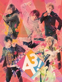 MANKAI STAGE『A3!』〜SPRING & SUMMER 2018〜(初演特別限定盤)【Blu-ray】 [ 横田龍儀 ]