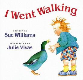I Went Walking I WENT WALKING-BOARD [ Sue Williams ]
