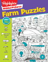 Farm Puzzles FARM PUZZLES (Favorite Hidden Pictures(r)) [ Highlights For Childre...