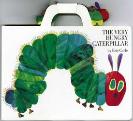 The Very Hungry Caterpillar Giant Board Book and Plush Package [With Plush] VERY HUNGRY CATERPILLAR GIANT [ Eric Carle ]
