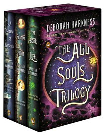 The All Souls Trilogy Boxed Set ALL SOULS TRILOGY BOXED SET (All Souls) [ Deborah Harkness ]