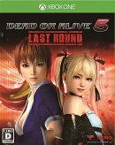 DEAD OR ALIVE 5 Last Round 通常版 XboxOne版