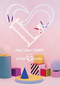 Hey! Say! JUMP LIVE TOUR SENSE or LOVE(通常盤 DVD) [ Hey! Say! JUMP ]