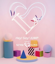 Hey! Say! JUMP LIVE TOUR SENSE or LOVE(通常盤 Blu-ray)【Blu-ray】 [ Hey! Say! JUMP ]
