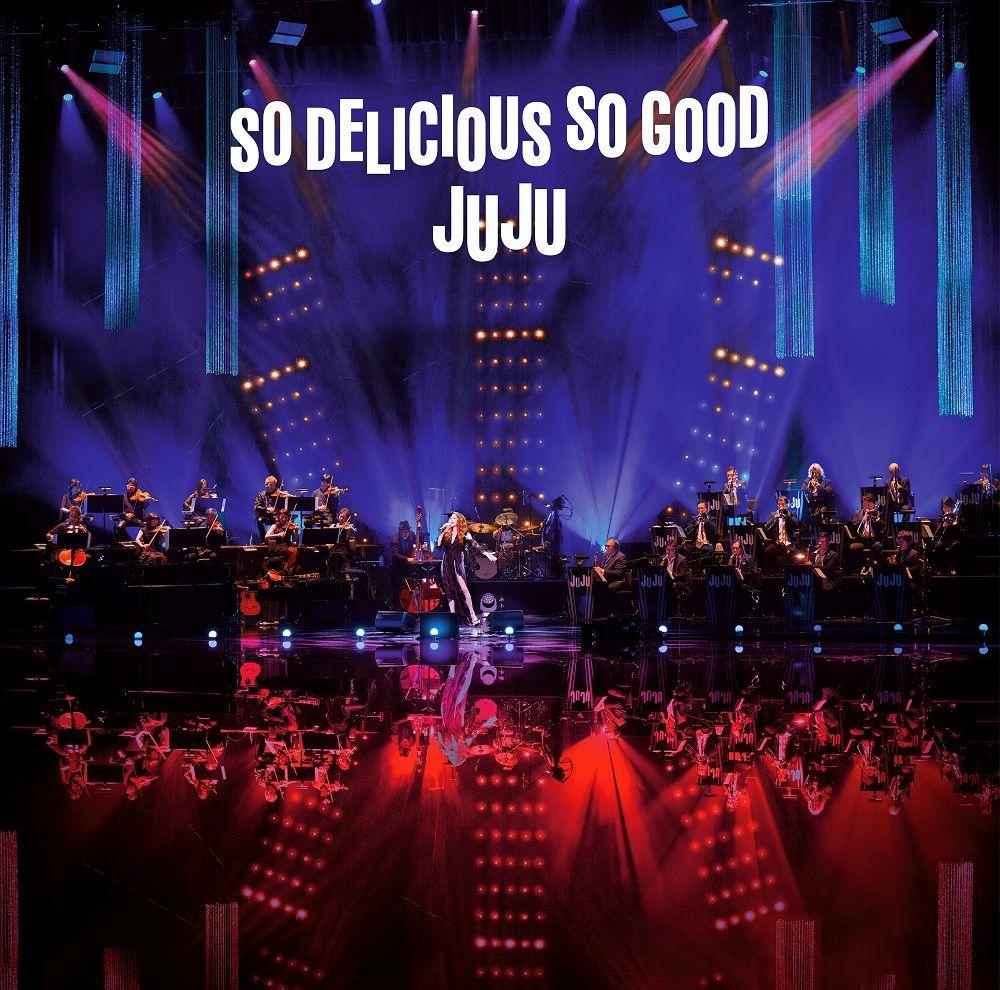 "JUJU BIG BAND JAZZ LIVE ""So Delicious, So Good"" [ JUJU ]"