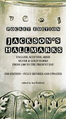 JACKSON'S HALLMARKS POCKET ED 2/E(P)