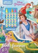 Disney Princess Birds, Bunnies & Butterflies