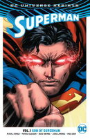 Superman, Volume 1: Son of Superman (Rebirth)