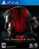 METAL GEAR SOLID V: THE PHANTOM PAIN PS4 通常版