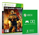 Gears of War: Judgment (Xbox LIVE ゴールド メンバーシップ同梱版)