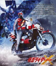 仮面ライダーX Blu-ray BOX 2【Blu-ray】 [ 速水亮 ]