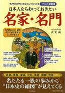 【バーゲン本】日本人なら知っておきたい名家・名門 イラスト図解版