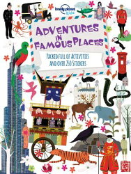 Lonely Planet Adventures in Famous Places