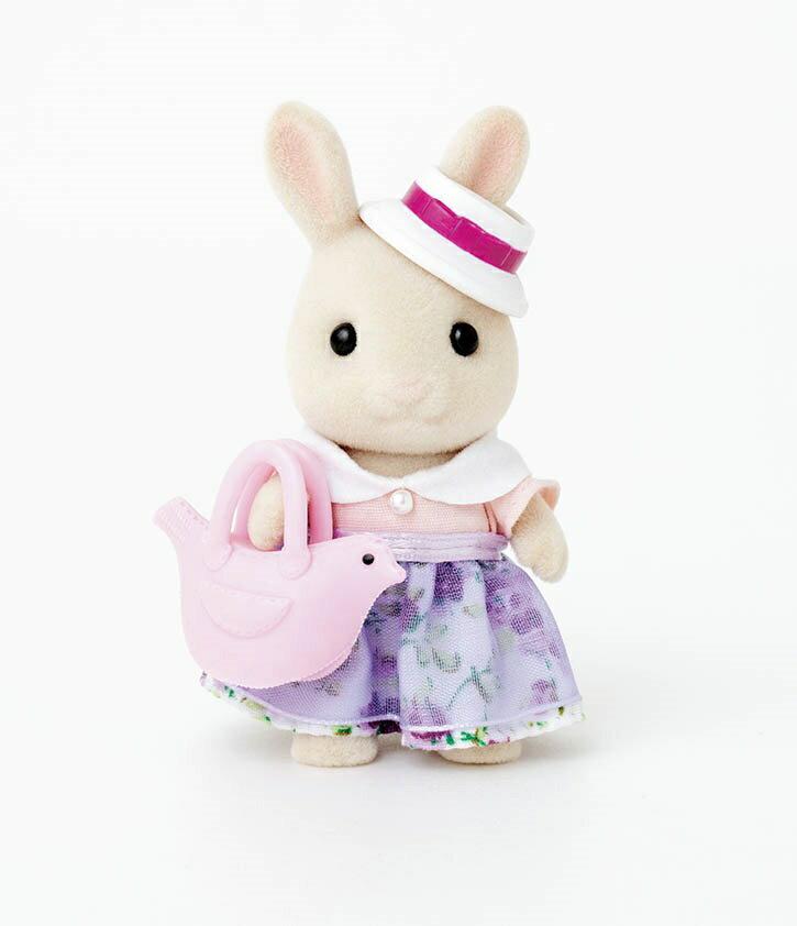 WE LOVE シルバニアファミリー 特別付録:みるくウサギの女の子 (e-MOOK 宝島社ブランドムック)