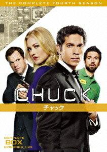 CHUCK/チャック<フォース・シーズン>コンプリート・ボックス [ ザッカリー・リーヴァイ ]