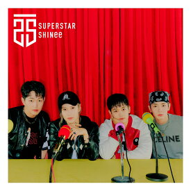 【楽天ブックス限定先着特典】SUPERSTAR (通常盤・初回プレス )【CD+撮り下ろし PHOTOBOOKLET(12P)】(内容未定) [ SHINee ]