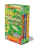 The Really Big Treehouse Boxed Set: (the 13-Story Treehouse; The 26-Story Treehouse; The 39-Story Tr