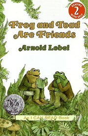 Frog and Toad Are Friends FROG & TOAD ARE FRIENDS BOUND (I Can Read! - Level 2) [ Arnold Lobel ]
