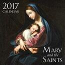 2017 Mary and the Saints Wall Calendar