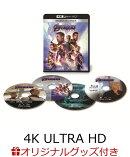 【楽天ブックス限定】アベンジャーズ/エンドゲーム 4K UHD MovieNEX【4K ULTRA HD】+コレクターズカード+オリジ…