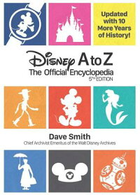 DisneyAtoZ:TheOfficialEncyclopedia[DaveSmith]