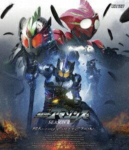 仮面ライダーアマゾンズ SEASON2 Blu-ray COLLECTION【Blu-ray】 [ 前嶋曜 ]