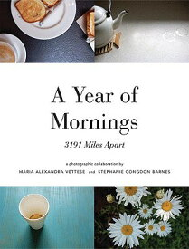 YEAR OF MORNINGS,A:3191 MILES APART(P) [ MARIA ALEXANDRA VETTESE ]