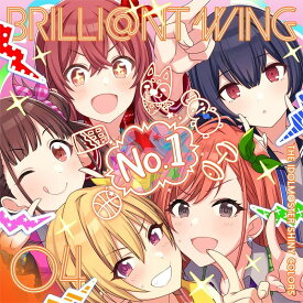 THE IDOLM@STER SHINY COLORS BRILLI@NT WING 04 夢咲きAfter school [ 放課後クライマックスガールズ ]
