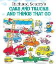 RICHARD SCARRY'S CARS & TRUCKS & THINGS [ RICHARD SCARRY ]