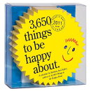 3,650 Things to Be Happy about Calendar