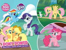 My Little Pony: Pony Power: With Stickers, Coloring, Puzzles, and More!