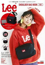 Lee SHOULDER BAG BOOK RED ([バラエティ])