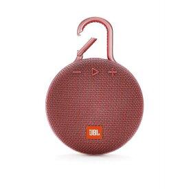 JBL CLIP3 レッド JBLCLIP3RED ポータブル Bluetoothスピーカー